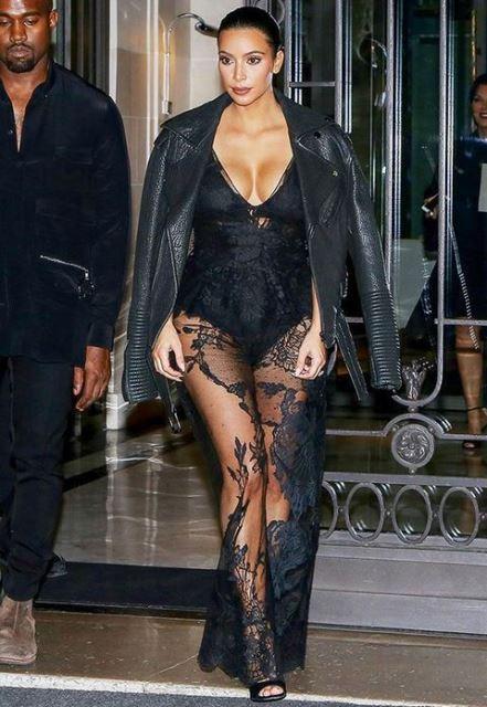 transparencias Kim Kardashian 2