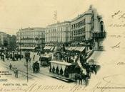 Madrid Galdós. Discurso novela tranvía. Madrid, 1900