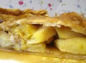 Pastel manzana miel huevo