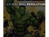 Primer vistazo Totally Awesome Hulk