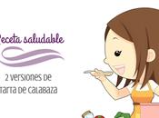 Receta saludable: Tarta Calabaza