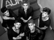 "Auryn lanza nuevo single ""Electric"""