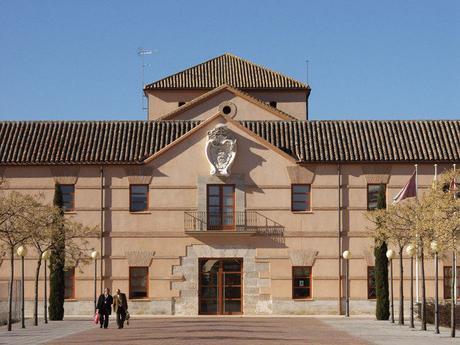 Misterios en el Rectorado de la Universidad de Castilla-La Mancha , Toledo