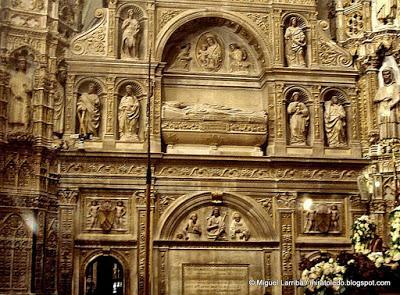 Dónde están enterrados los Arzobispos de Toledo