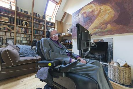 """Stephen Hawking: """"La medicina no me curó, así que me apoyo en la tecnología para comunicarme y vivir"""""""