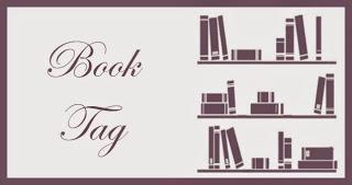 Book Tag #18: Halloween