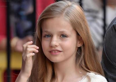 La princesa Leonor cumple 10 años