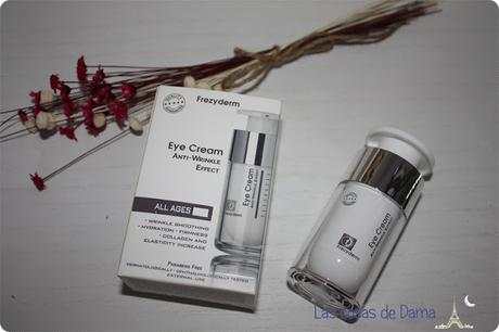 Eye Cream Anti-Wrinkle Effect de Frezyderm