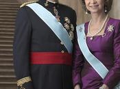 S.S.M.M. Juan Carlos Borbón Doña Sofía Grecia Dinamarca, Reyes España