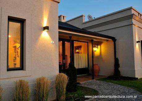 Casa de campo tradicional y moderna en argentina paperblog for Casas modernas estilo campo