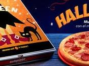 """Pizza Halloween"" Telepizza"