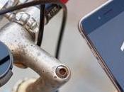 BeeLine simple dispositivo para ciclismo, podría permitir explorar conocer mejor diversos poblados