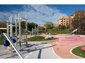 Sumamos nuevo parque infantil Alcobendas