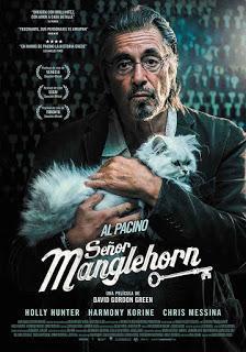 Póster: Señor Manglehorn (2014)
