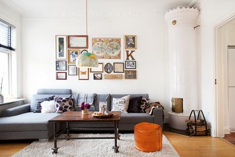 C mo decorar un piso con mucho estilo y poco presupuesto - Amueblar piso low cost ...