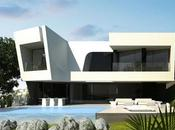 Avance obra vivienda unifamiliar diseñada a-cero barcelona