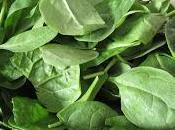 Espinacas bechamel vegana