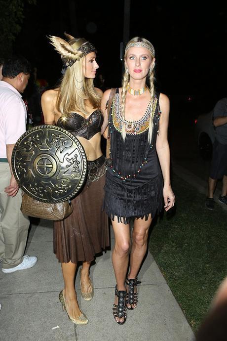 Paris Hilton y Nicky Hilton