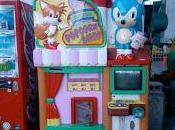 Palomitas maíz Sonic Hedgehog Popcorn Machine... MAME?