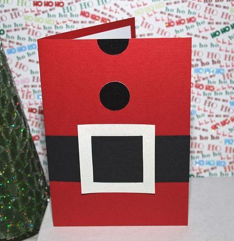 Como hacer postal navidea felicitacin navidad fcil - Como hacer tarjetas de navidad ...