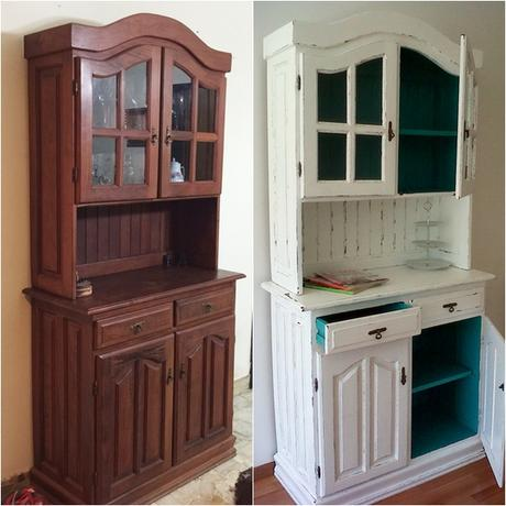 Para dos muebles de algarrobo blanco color iii for Muebles de cocina zona sur
