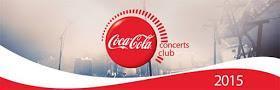 Así queda la programación de los Ciclos de Coca-Cola Concerts Club y Pop&Dance