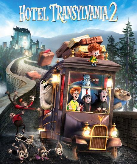 Este póster es la caña, porque nada de lo que aparece ocurre en la película