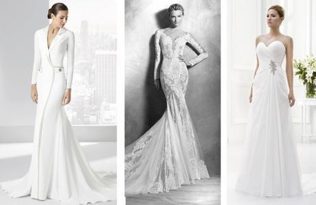 Vestidos de novia 2016 sensuales
