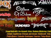 Leyendas Rock 2016 suma Children Bodom, Tarja, Stratovarius, Jiménez, Amandi...