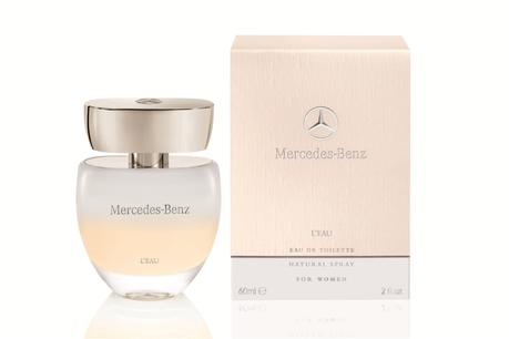 Hablemos de perfumes: Mercedes-Benz L´Eau