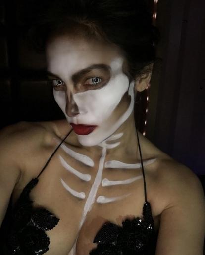 Jennifer Lopez Halloween