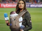 Sara Carbonero, embarazada segundo hijo