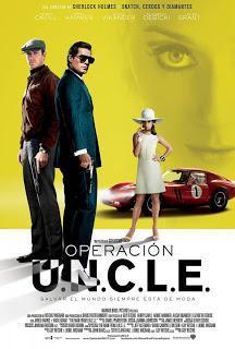 Póster: Operación U.N.C.L.E. (2015)