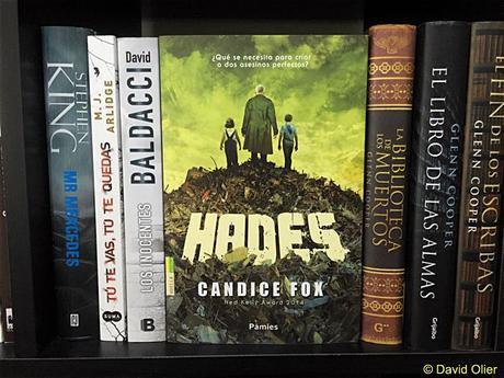 Hades de Candice Fox