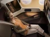 Volando Singapore Airlines