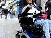 protesto: trabas para volar silla ruedas