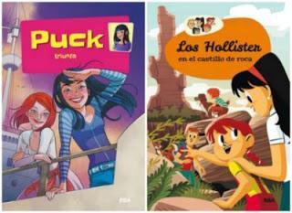 Vuelven las lecturas de nuestra infancia... modernizadas