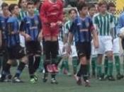 C.D. Caminantes Infantil Preferente pierde frente Betis