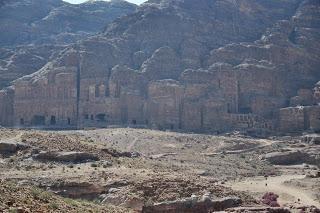 Tumbas Reales, Petra