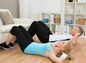 Rutina ejercicios casa
