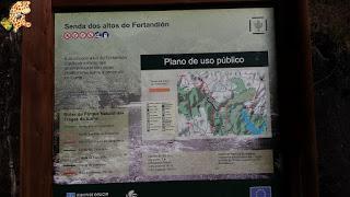Senderismo por A Coruña: Senda da Ventureira (As Fragas do Eume)