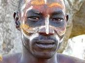 nuba: singularidad caos Sudán.