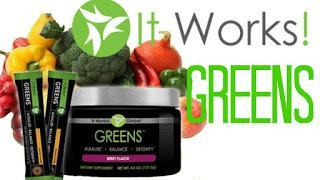 Greens Berry ItWorks