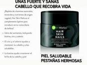 Nuevos productos: hair skin nails greens berry