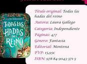 Reseña: Todas hadas reino Laura Gallego García