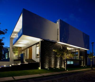 casa moderna en zapopan paperblog