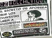 artículo Aporrea chavistas leen escondidas