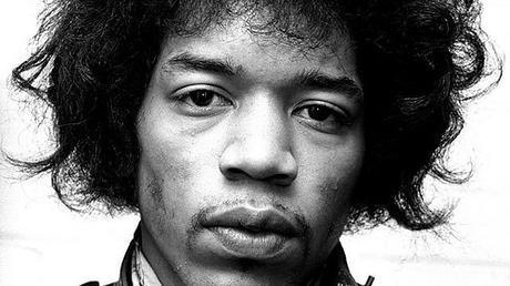El Club de los 27: Janis Joplin, Jimi Hendrix, Jim Morrison y Brian Jones.