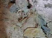 Encuentran momia excavaciones Alvaro Obregón
