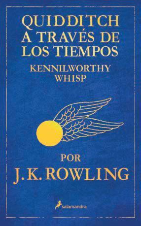 Minireseña: Quidditch a través de los tiempos y Animales fantásticos y dónde encontrarlo - J.K. Rowling